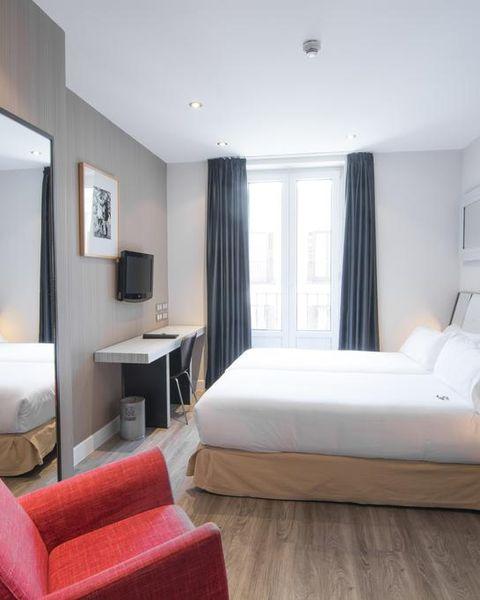 hotel petit palace arenal, en madrid