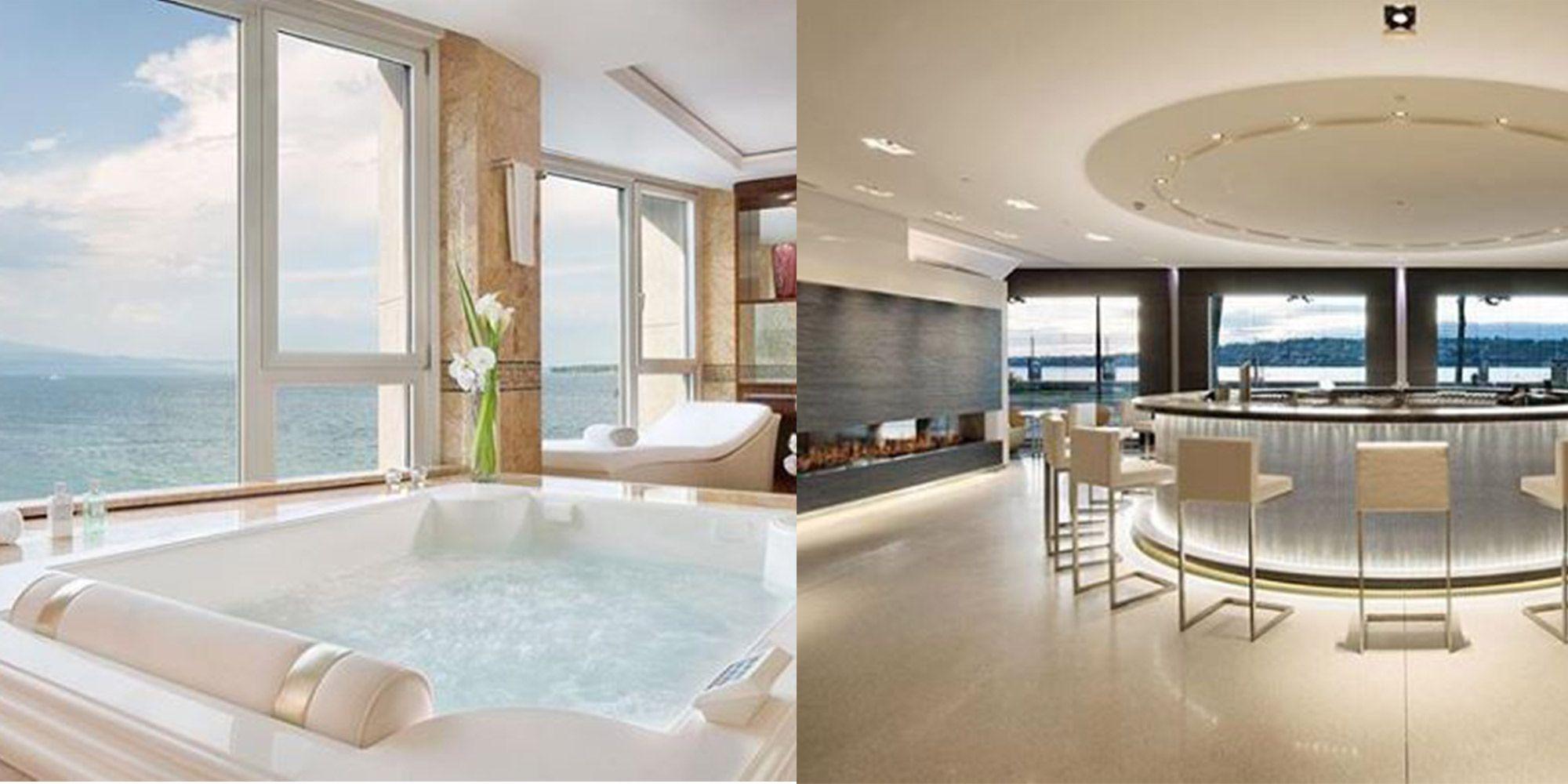 Camere Da Letto Piu Belle Del Mondo sai dove si trova l'hotel più lussuoso al mondo? (ha una