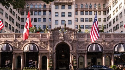 Hotel Pretty WomanThe Beverly Wilshire