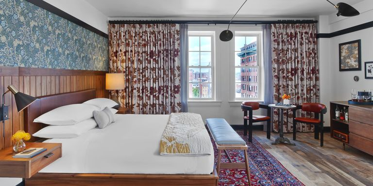 Best Hotels In Baltimore 2018