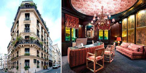 Hotel Room Mate Paris Alain