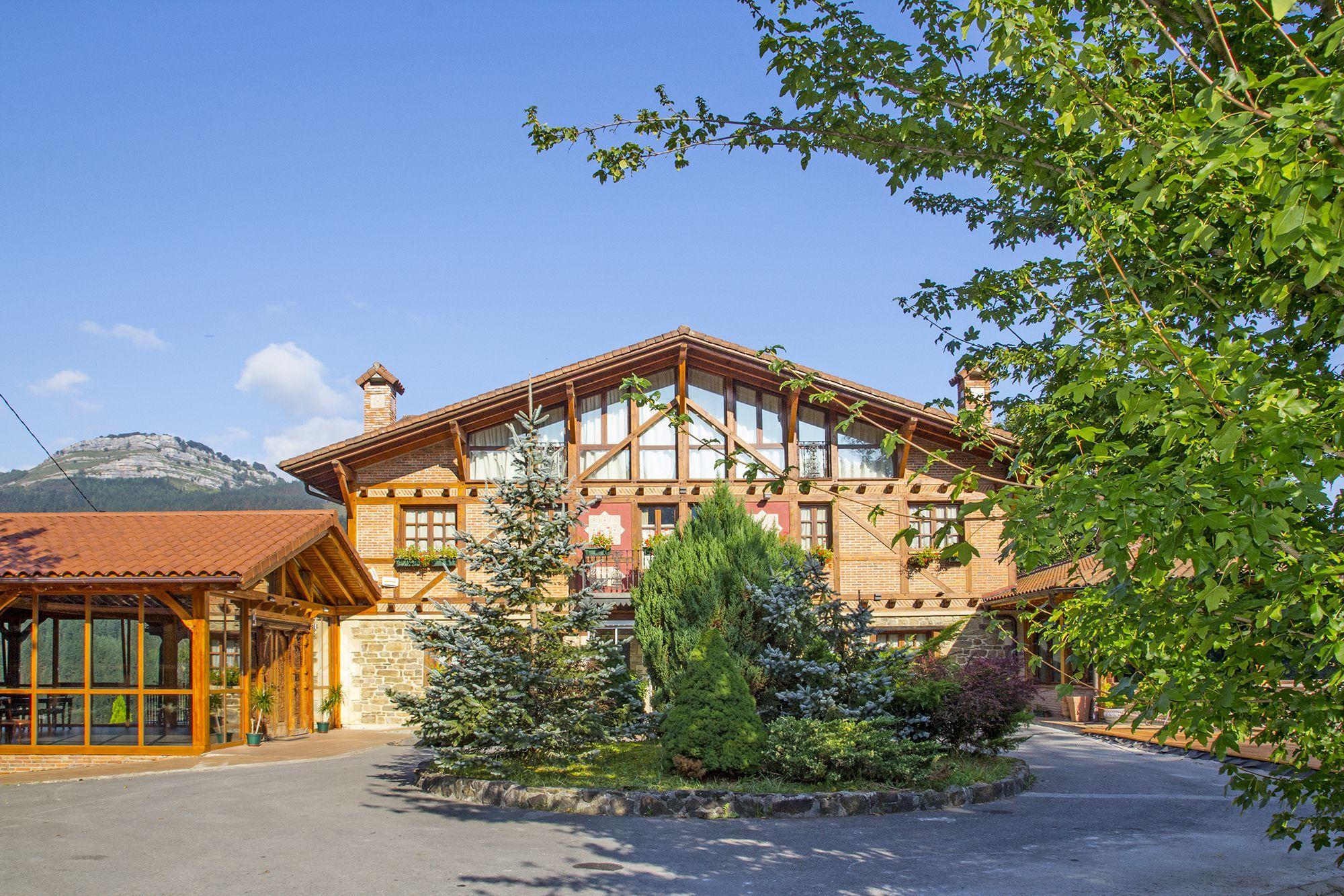 Hotel Spa Etxegana