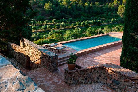 hotel terra dominicata piscina