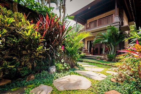 Hotel The Kalangan en Ubud, Bali