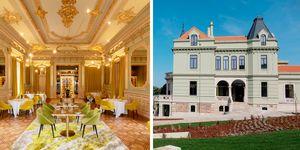 Hotel Villa Foz Oporto