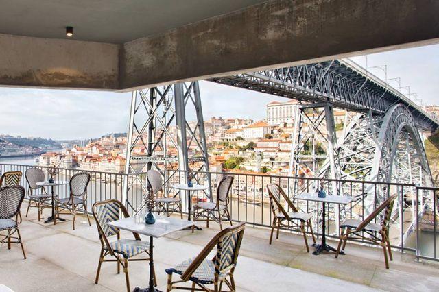 hotel vincci ponte de ferro en oporto