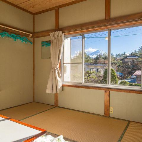 Hotel Yamabiko Lake Saiko en Fujikawaguchiko