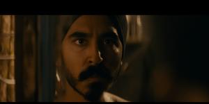 "Dev Patel en ""Hotel Bombay"""