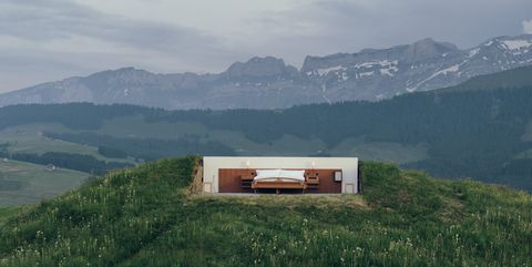 Alojamientos donde puedes dormir bajo las estrellas