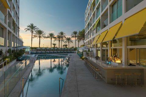 imagen de uno de los mejores hoteles para ir con niños este verano en españa