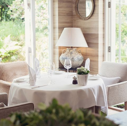 hotels with michelin star restaurants