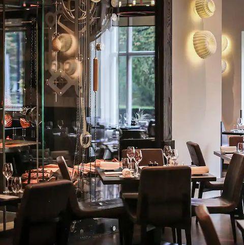 hotels with michelin star restaurants