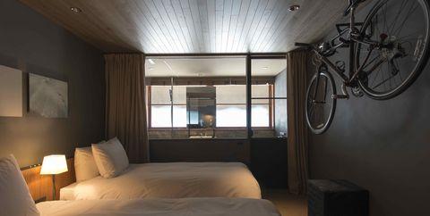 Onomishi U2 Hotel Cycle