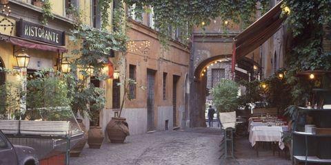 Hotspots Rome