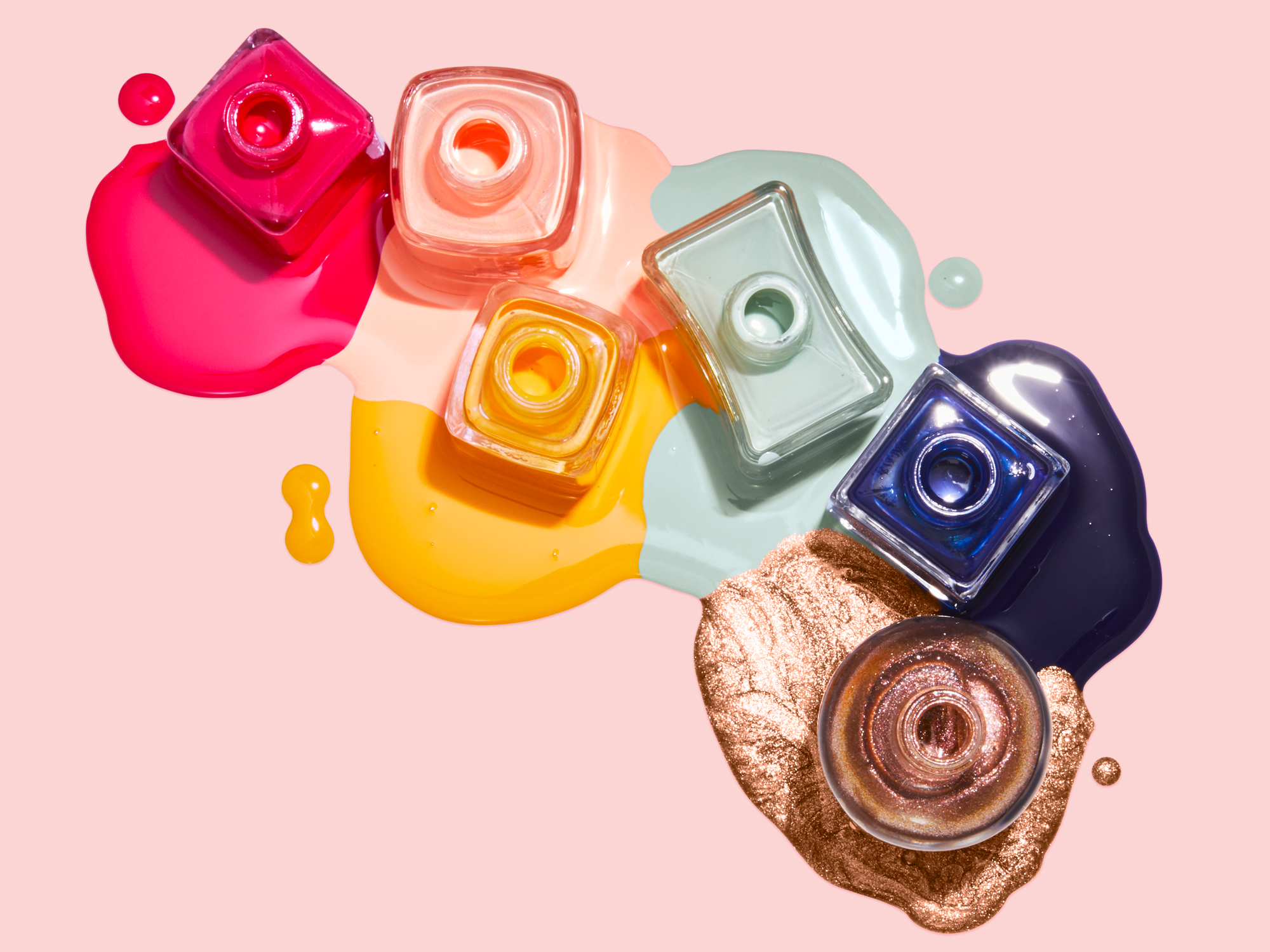 a04951126d 9 Best Summer Nail Colors 2019 - Summer Nail Polish Color Trends to Try