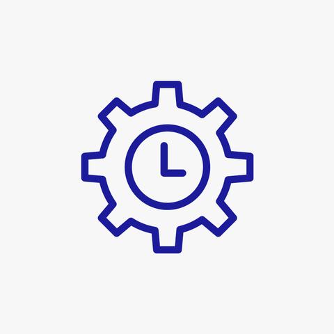 critères de test: heures de test en interne