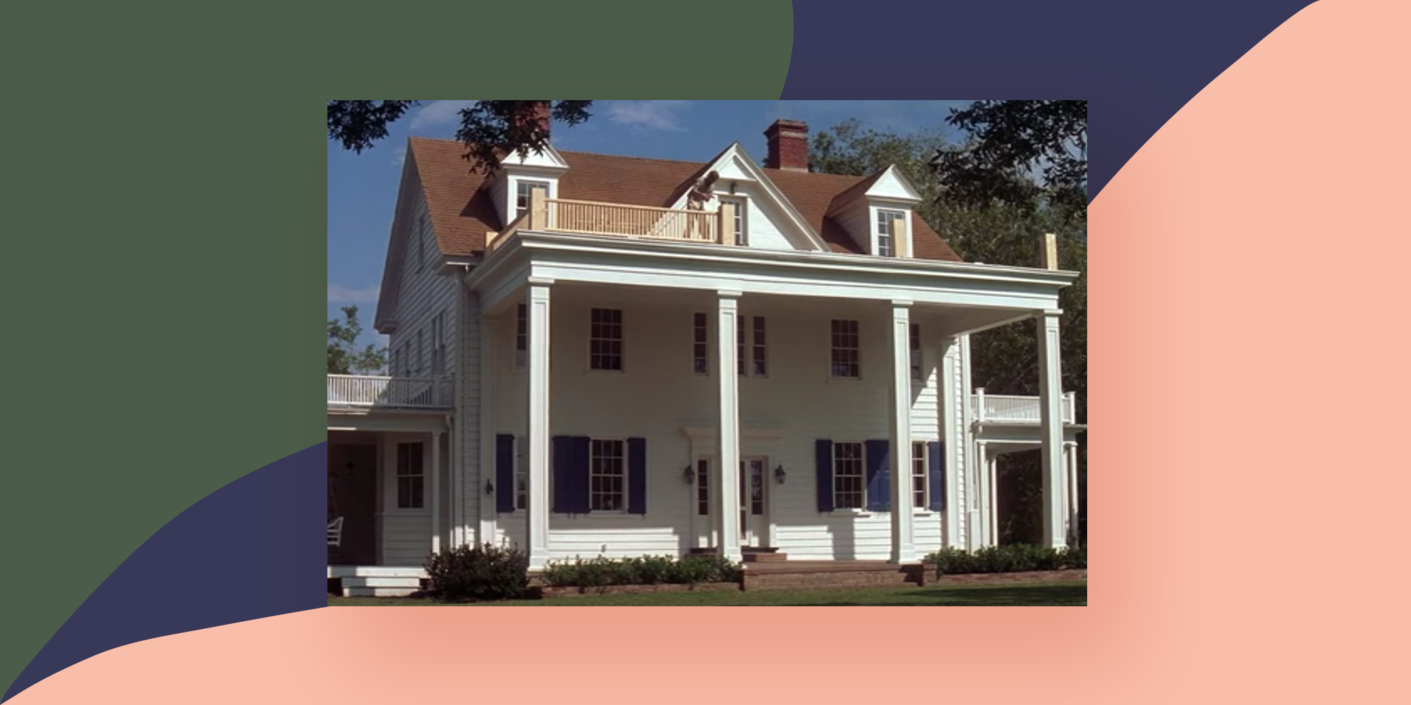 40 Famous Houses From Movies and TV Shows You Can Actually Visit