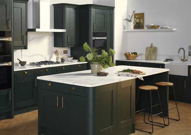 country living kitchen homebase