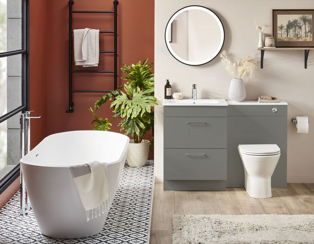 house beautiful bathstore collection at homebase