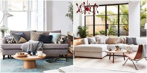 House Beautiful sofa collection with DFS