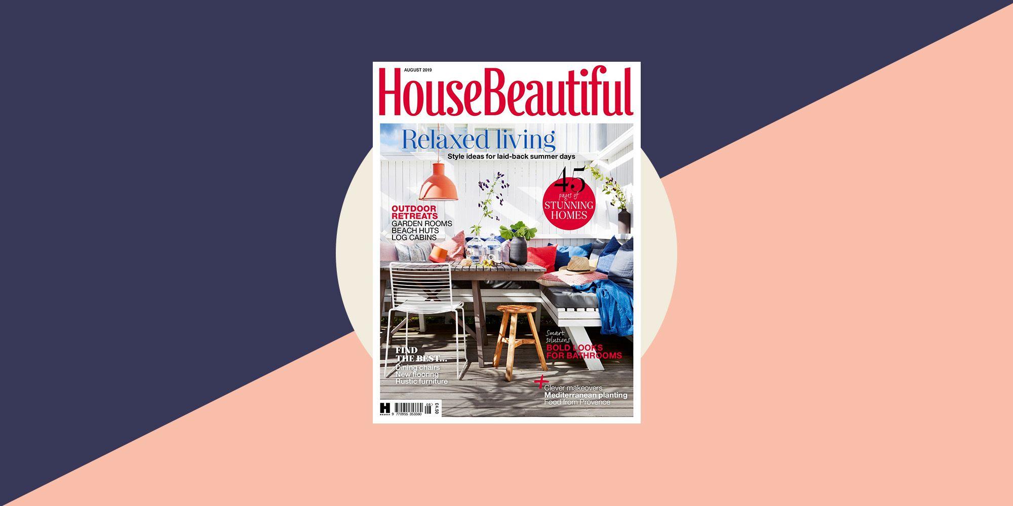 House Beautiful Magazine Subscription - Magazine