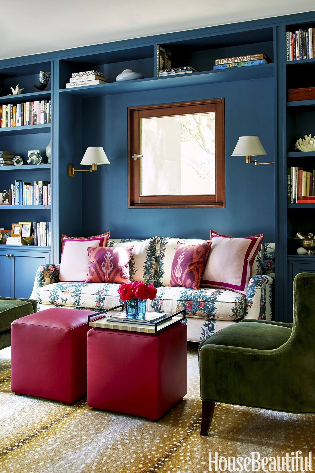 Small Living Room Styling Ideas & 15 Best Small Living Room Ideas - How to Design a Small Living Room
