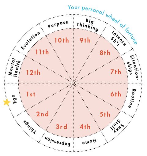 What Are Houses in Astrology? - Astrological Houses Meanings