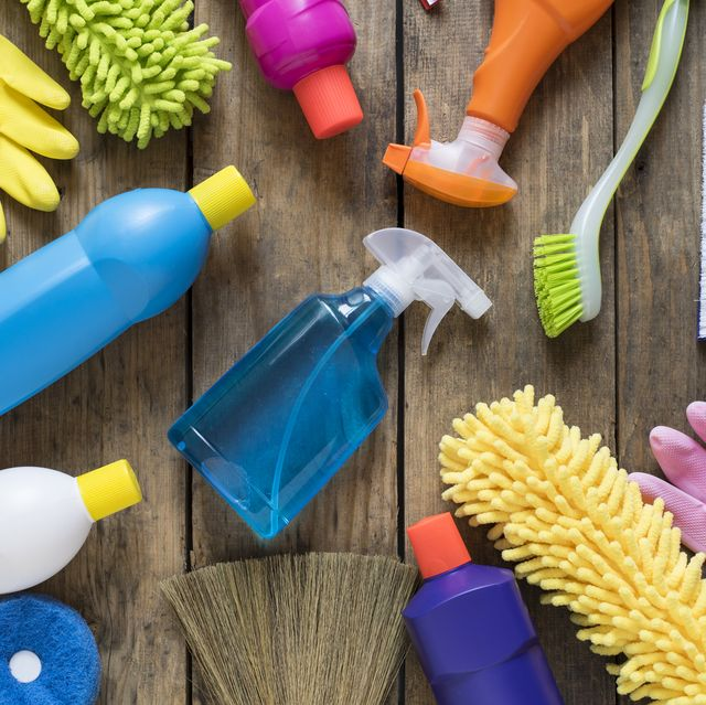 17 Disinfecting and Cleaning Supplies