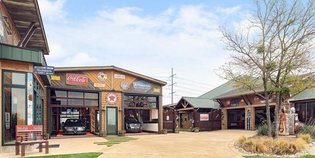 For Sale: $8M Texas Home Has 10-Car Garage, Car-Themed Everything