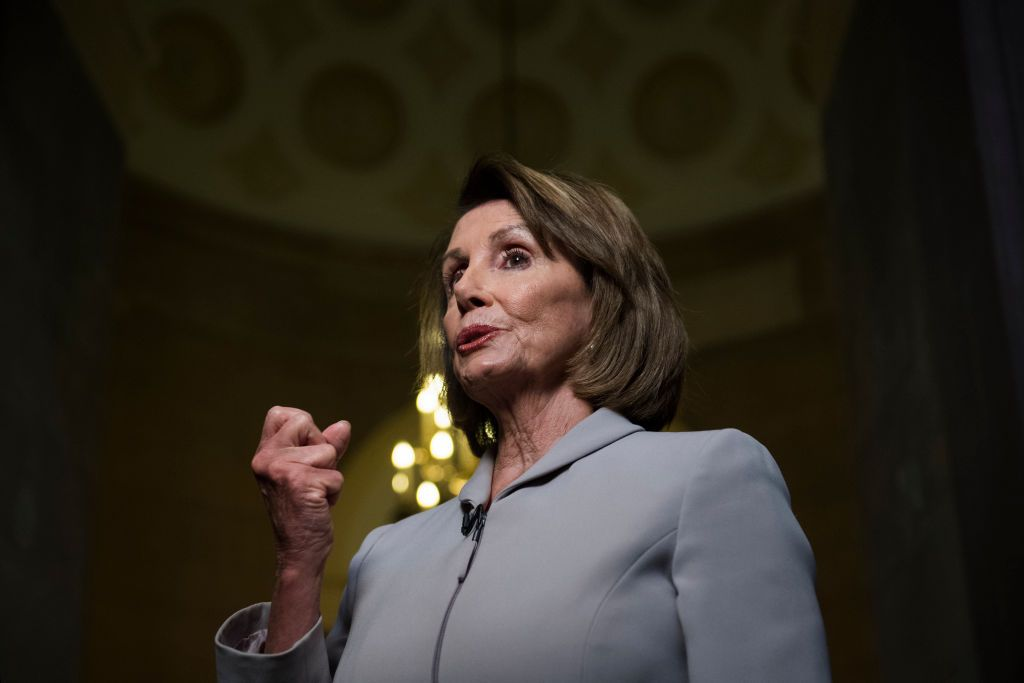 Rep. Nancy Pelosi Becomes Next House Speaker, Reflects on Record Number of Women in Congress