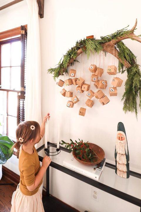 house of sparrows advent calendar diy advent calendars