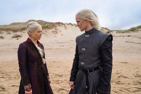《冰與火之歌:權力遊戲》前傳來啦!《house of the dragon》講述坦格利安「龍家」300年前的故事