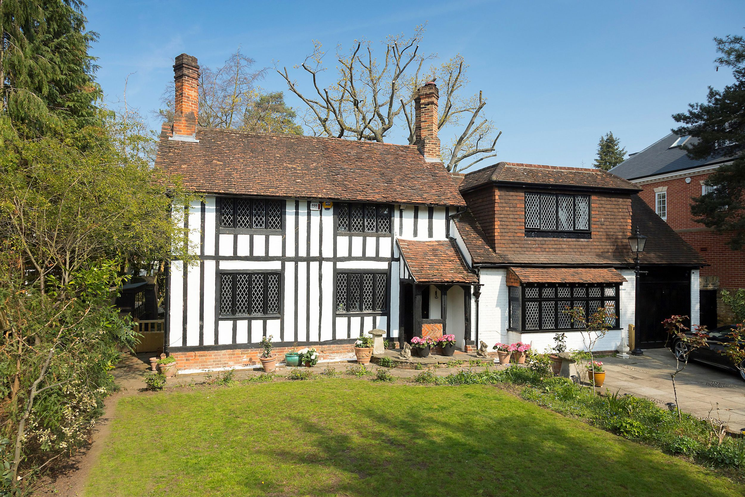 Tudor home with links to Princess Diana for sale in Kingston upon Thames