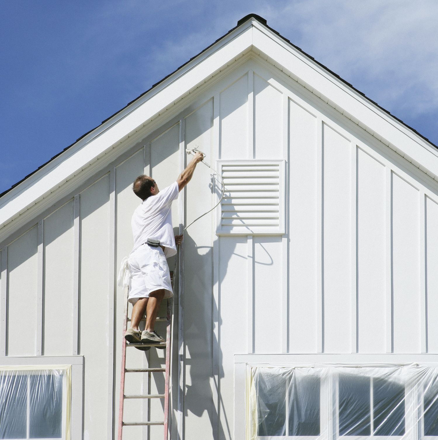 Why Do Professional Painters Wear White?