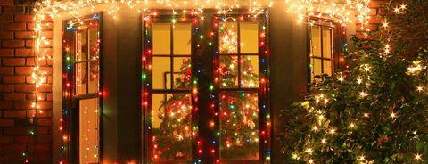 30 Christmas Window Decor Ideas Holiday Window Decorations
