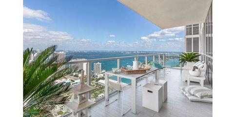 Property, Building, Real estate, Apartment, Room, Balcony, House, Penthouse apartment, Condominium, Interior design,