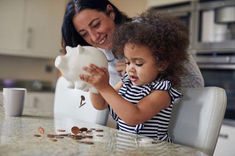 household savings lockdown