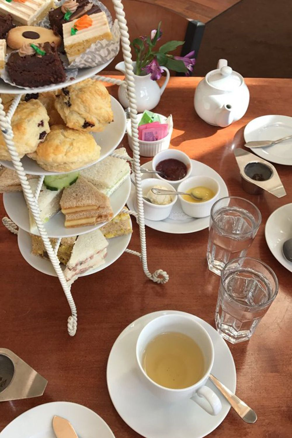 21 Best Places for Afternoon Tea - Great Tea Rooms to Have High Tea