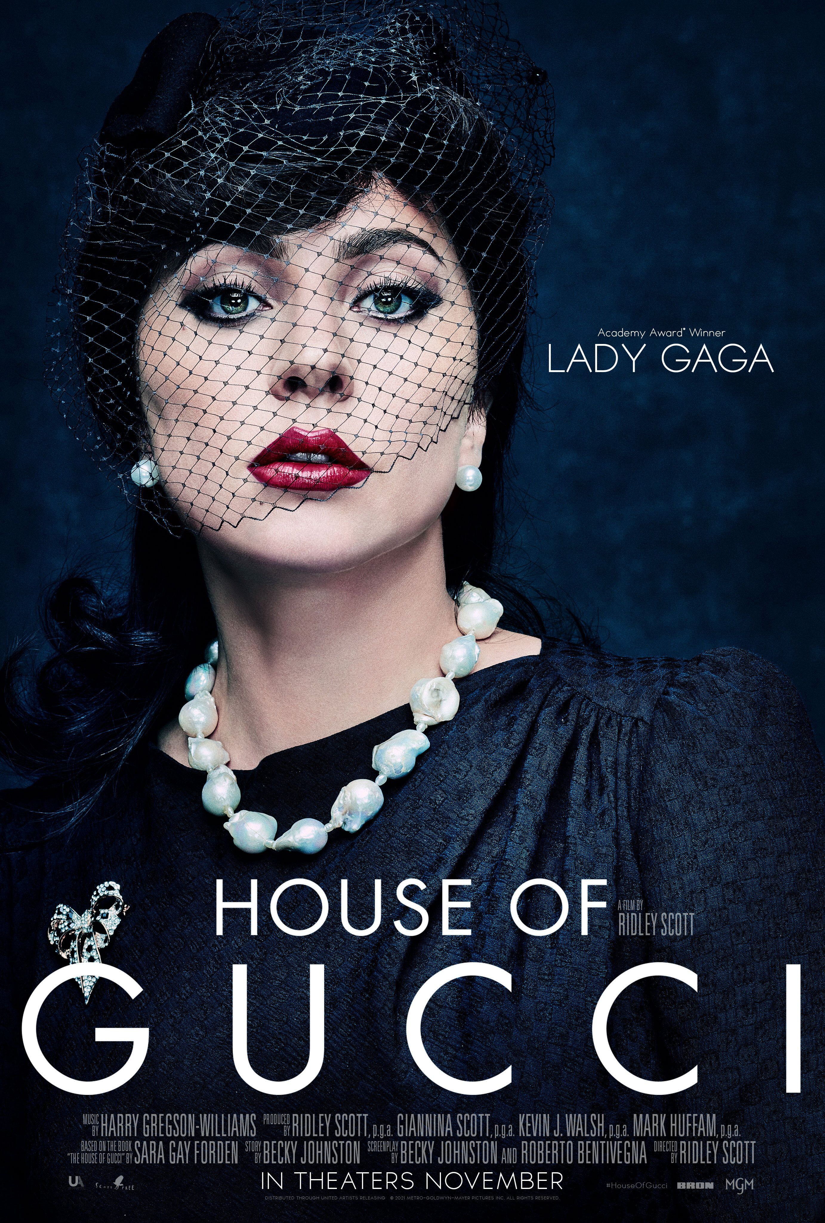 <i>House of Gucci</i> Unveils Character Posters of Its Star-Studded Cast