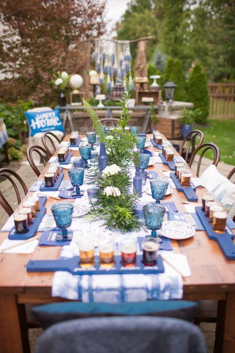 housewarming party ideas beer tasting
