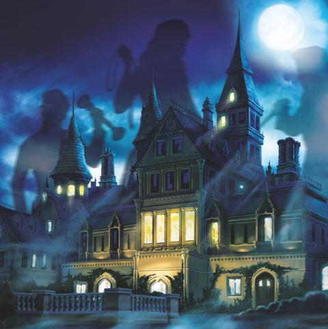 Houzz and Hasbro are letting fans vote for the new room in the Clue board game mansion.