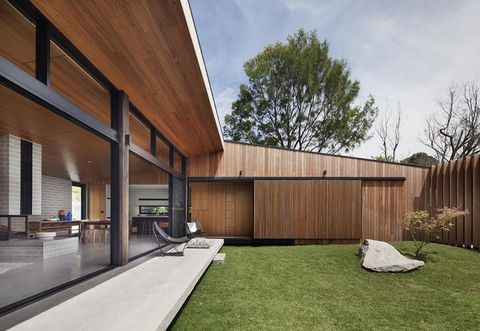 Wood, Property, Real estate, Land lot, Home fencing, Garden, Backyard, Lawn, Yard, Shade,