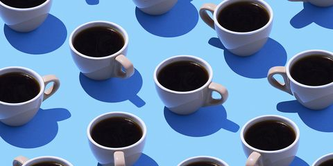 If You Just Drank Way Too Much Coffee, Here's What You Should Do