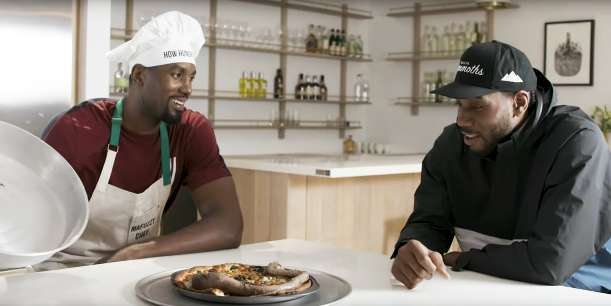 Watch Toronto Raptors Star Serge Ibaka Make His Teammate ...