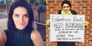 Casey Berna endometriosis