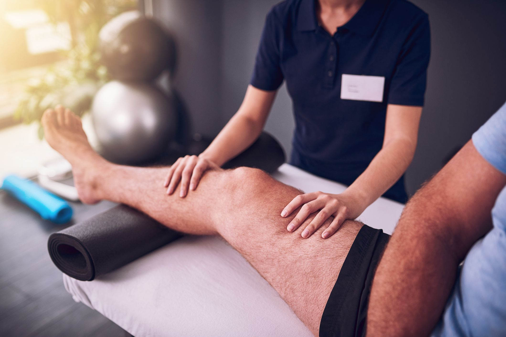 how in the direction of cut down on rousing inward knee joint joints