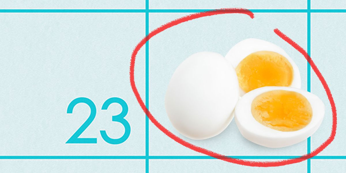 PSA: You Should Really Throw out Hard-Boiled Eggs After One Week