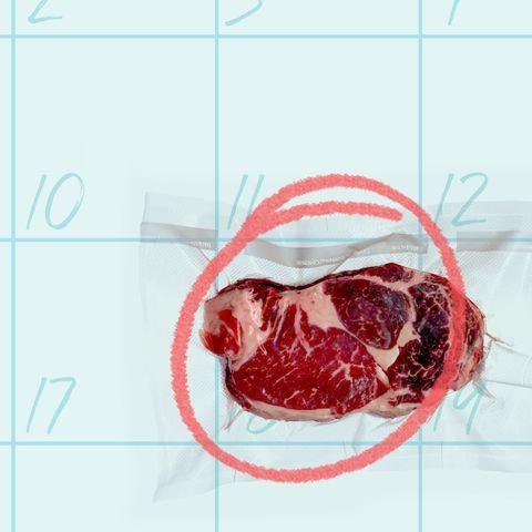 How Long Does Frozen Meat Last?