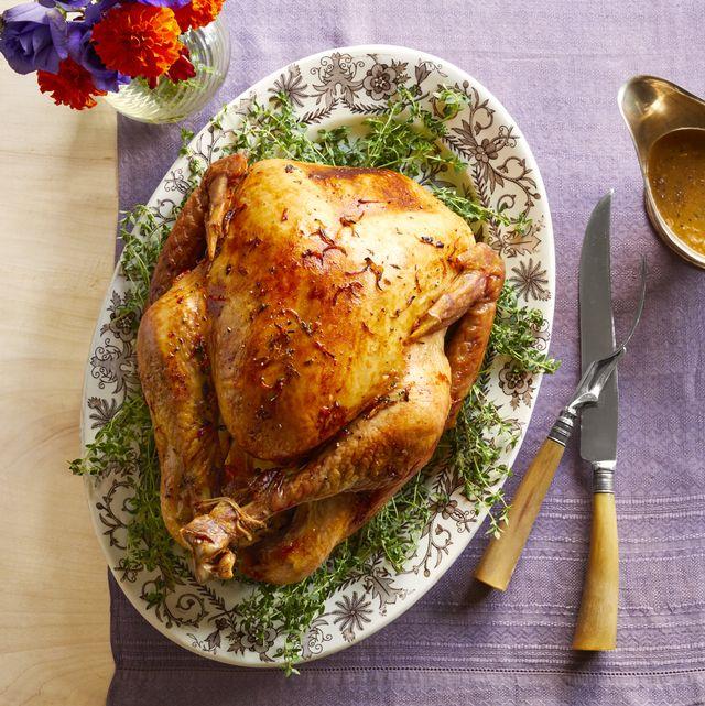 how long to thaw a turkey roast turkey