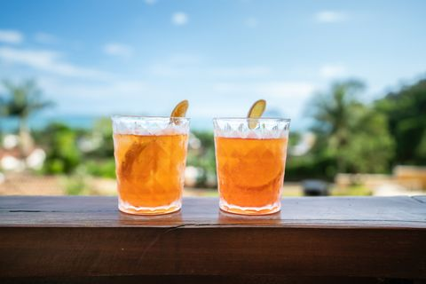 How Many Calories in Aperol Spritz